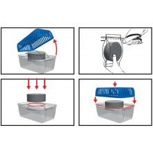 Stopkondenz apsorber vlage