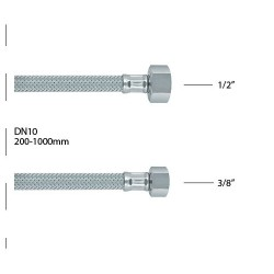 "Brinox 1/2""-3/8"" FF 300mm"