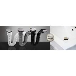 Sifon za lavabo sa skrivenom rešetkom elastični